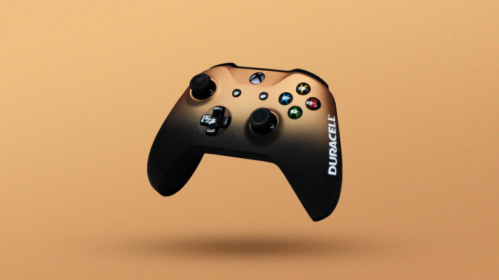 Battery-Maker Duracell is Offering a Branded Limited-Edition Xbox One Controller For Some Reason