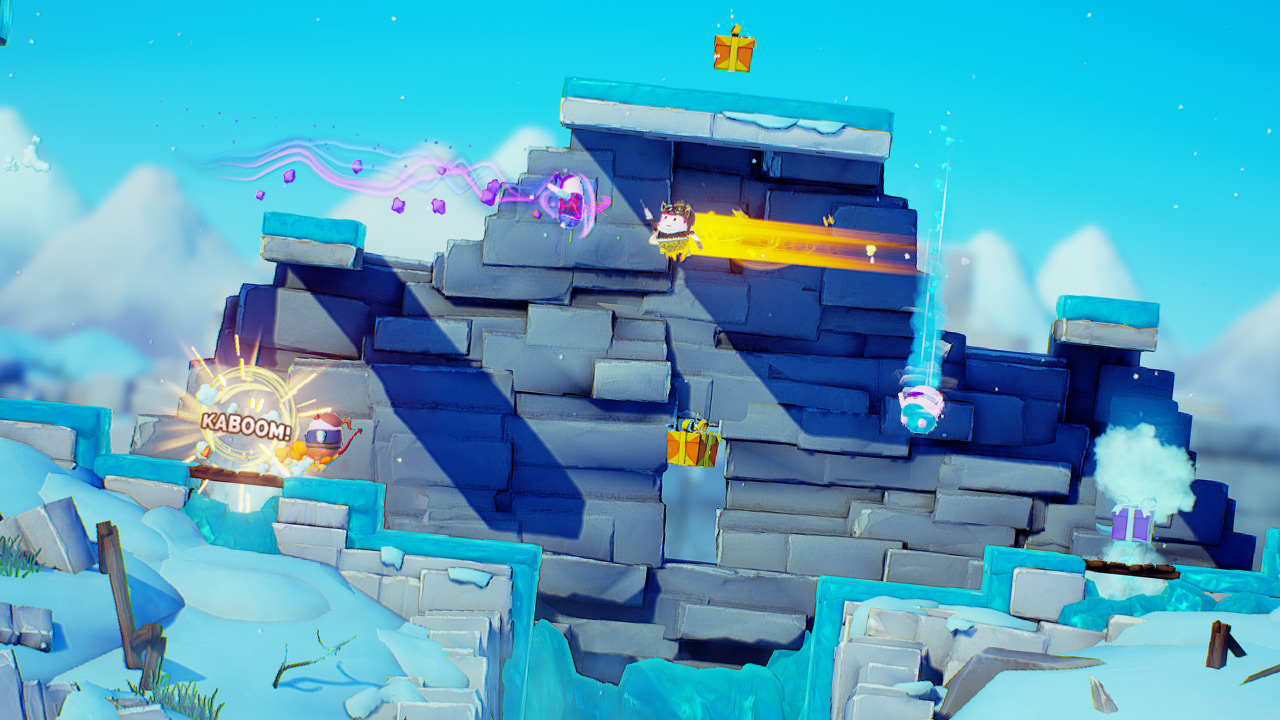 Brief Battles Shows How This Party Game Hits Below the Belt in New Trailer