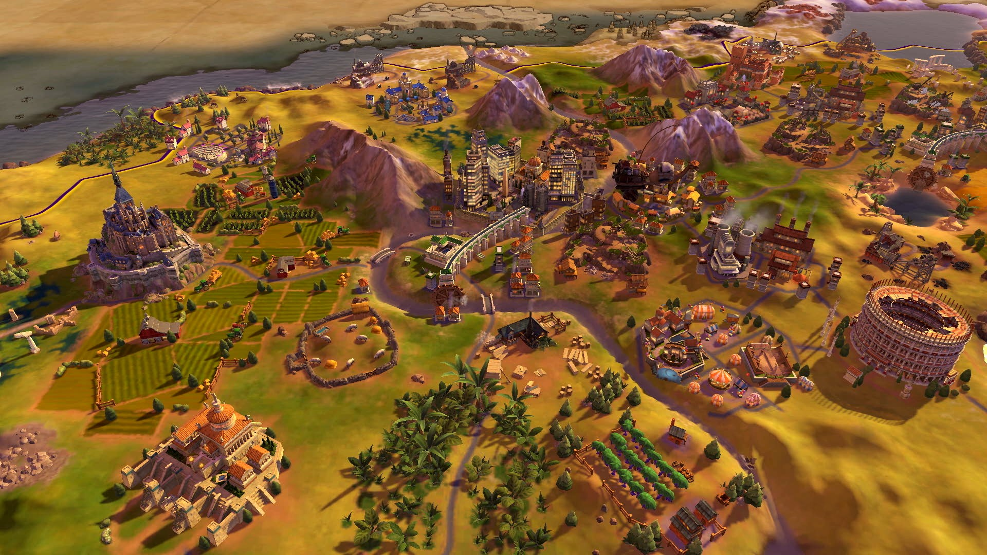 Civilization VI Will Not Support Cloud Saves on PS4