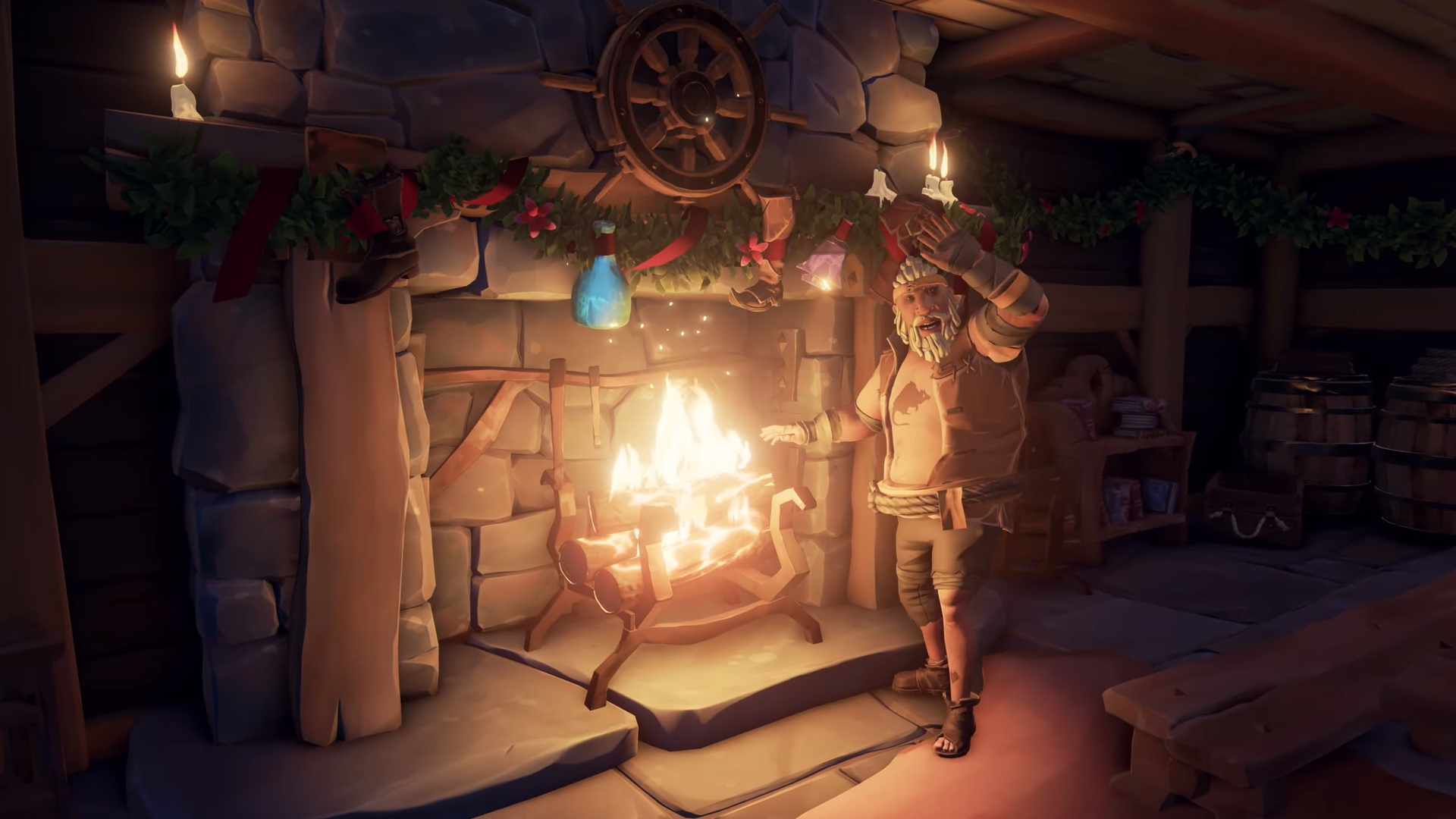 Sea of Thieves Glided Gift