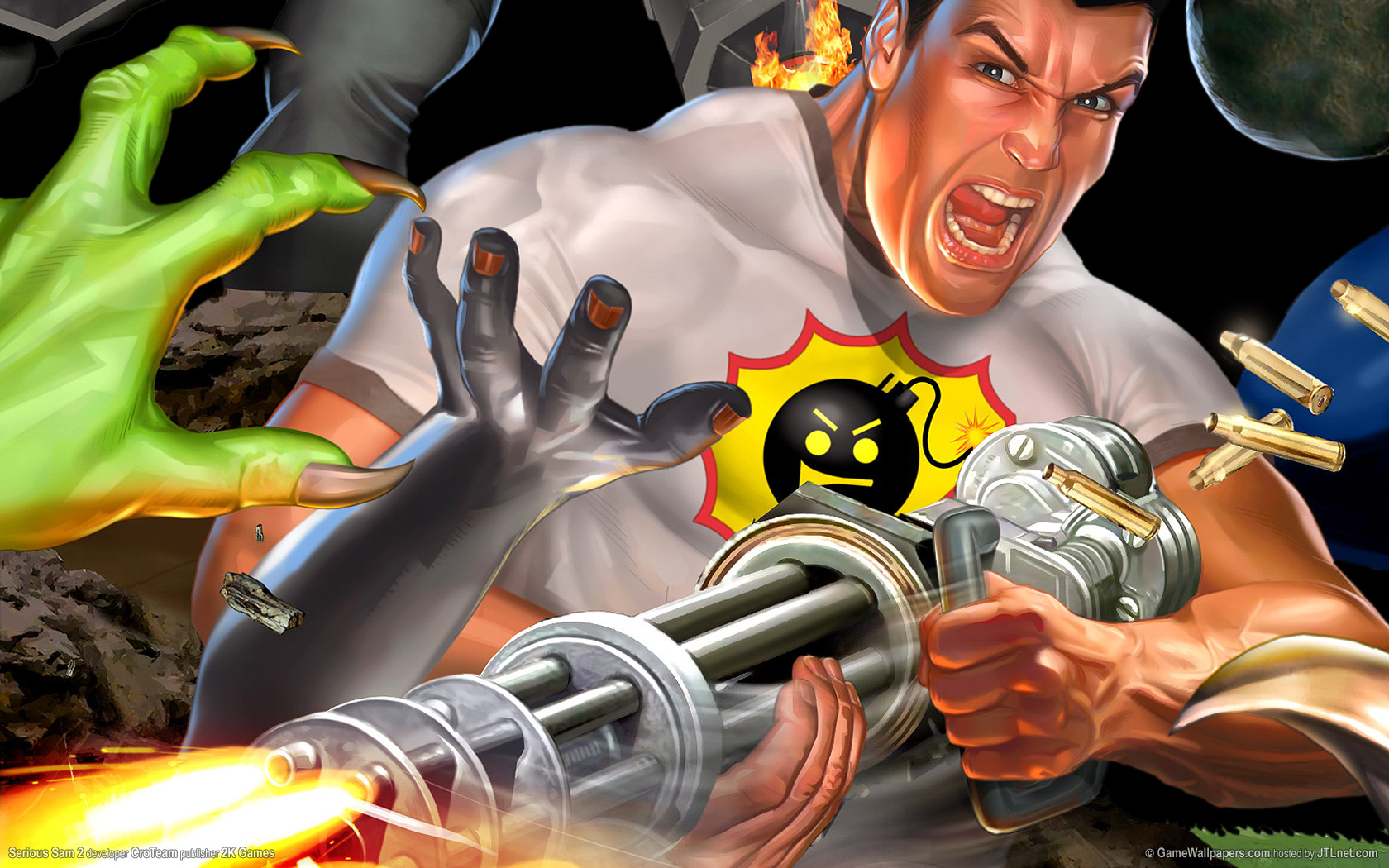 Serious Sam Collection for PS4 and Xbox One Rated by ESRB