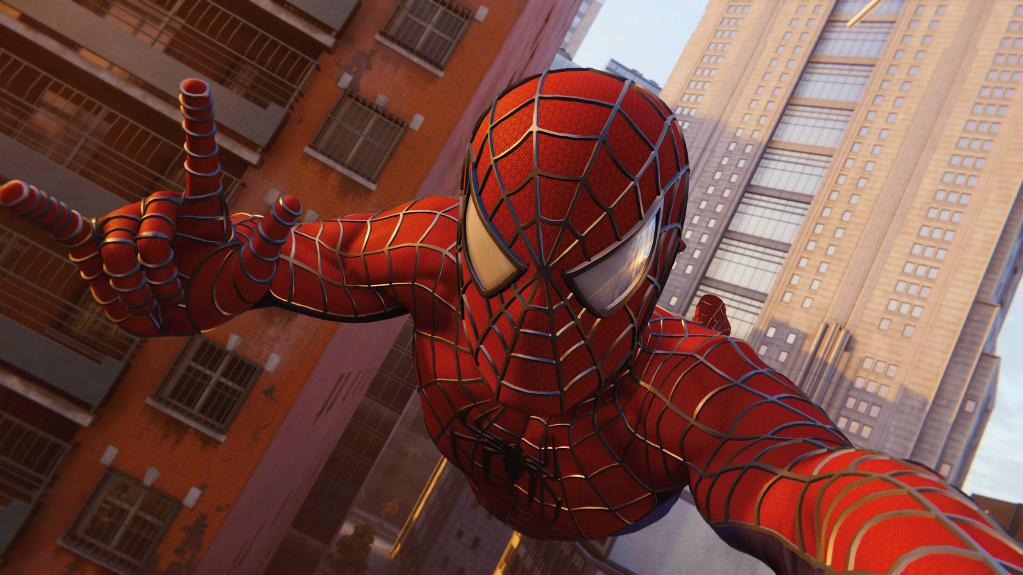 Spider Man PS4 Fans Are Having a Blast with the New Sam