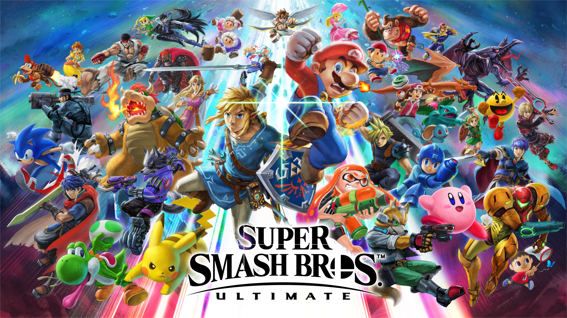 Here's How to Play Super Smash Bros  Ultimate with Official