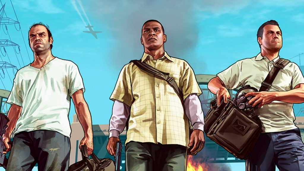 Rockstar Patents New AI Tech, Likely For GTA 6
