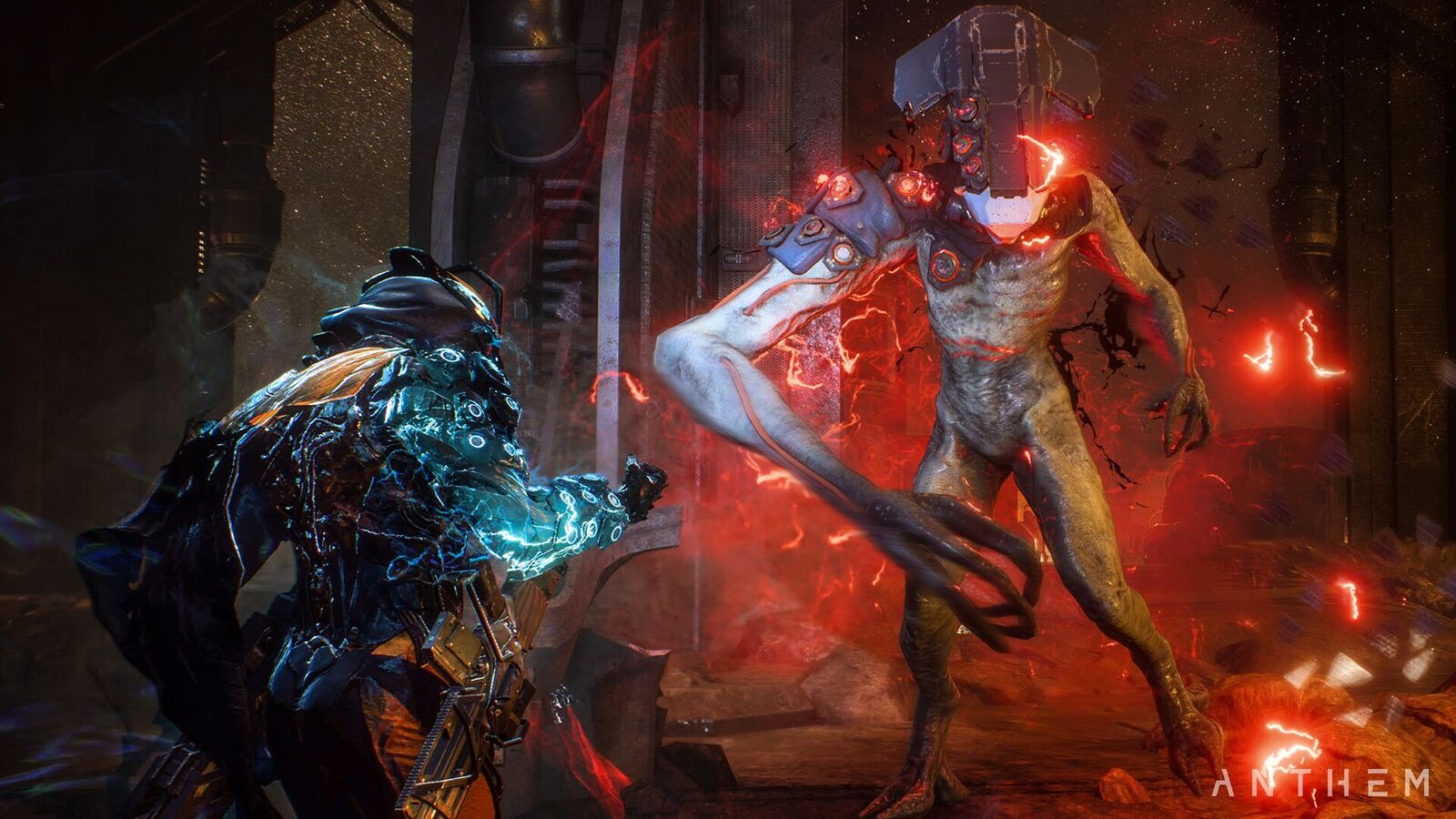 Anthem Lead Producer Ben Irving Announces Departure from BioWare