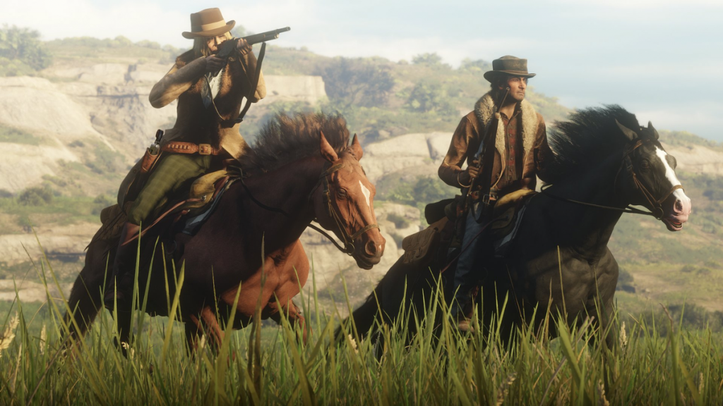 Red Dead Redemption 2 Has an Interesting Feature When Killing Rats in Saint Denis