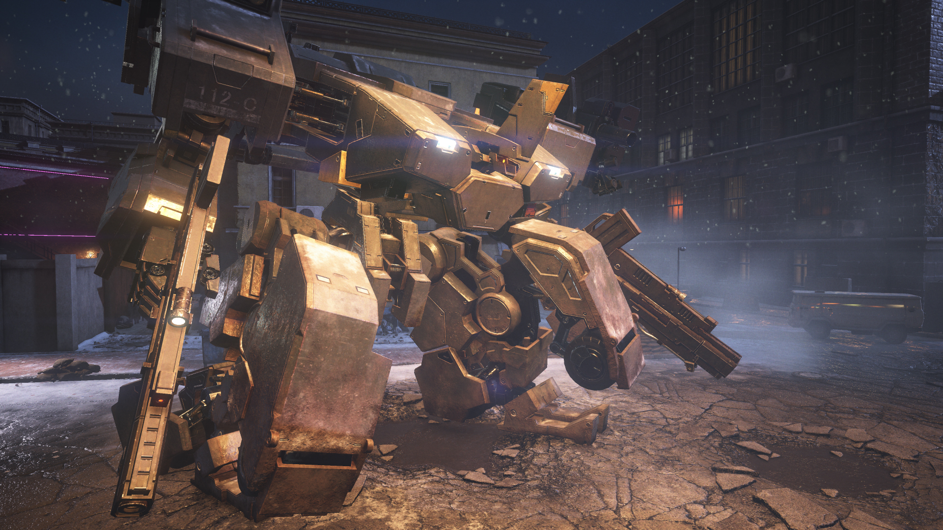 Left Alive Gets New Gameplay With Square Enix Producer Shinji Hashimoto