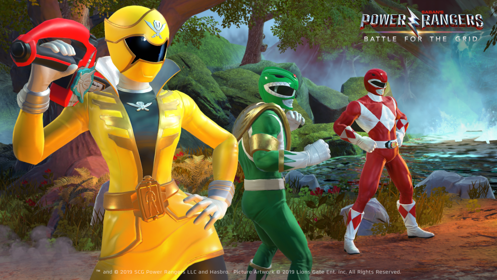 Power Rangers: Battle For the Grid Looks to be the Fighting Game You Wanted from the Franchise