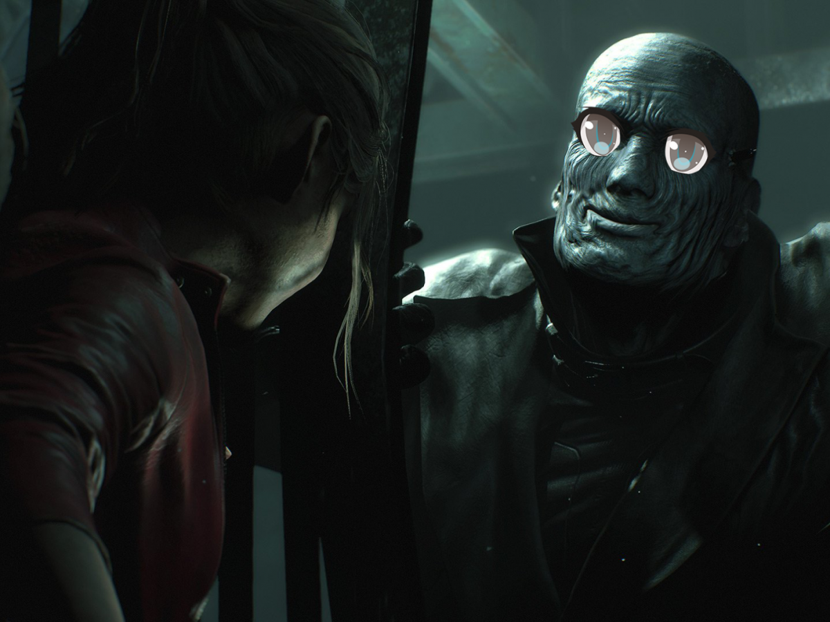 Resident Evil 2 Creative Director Had No Idea That Mr X Would Be