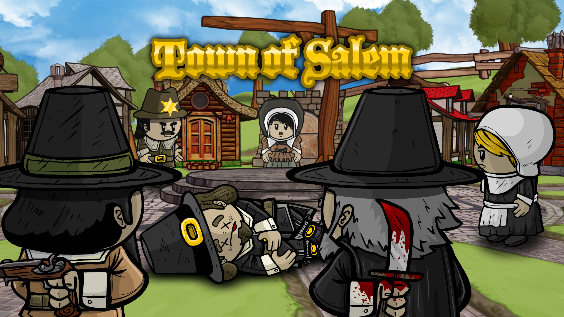 Town of Salem Data Hack Exposes over 7 Million User Accounts