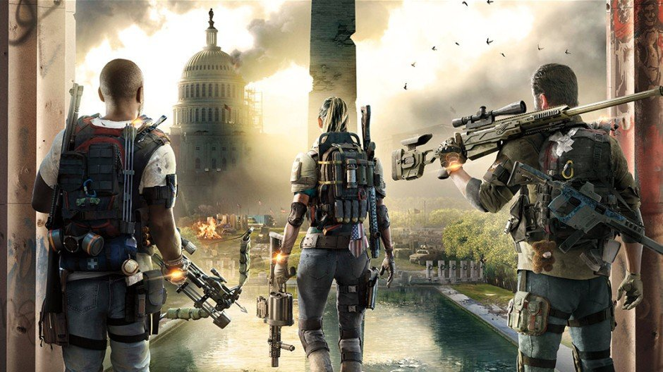 Ubisoft Share More Details on The Division 2 Private Beta and Gameplay