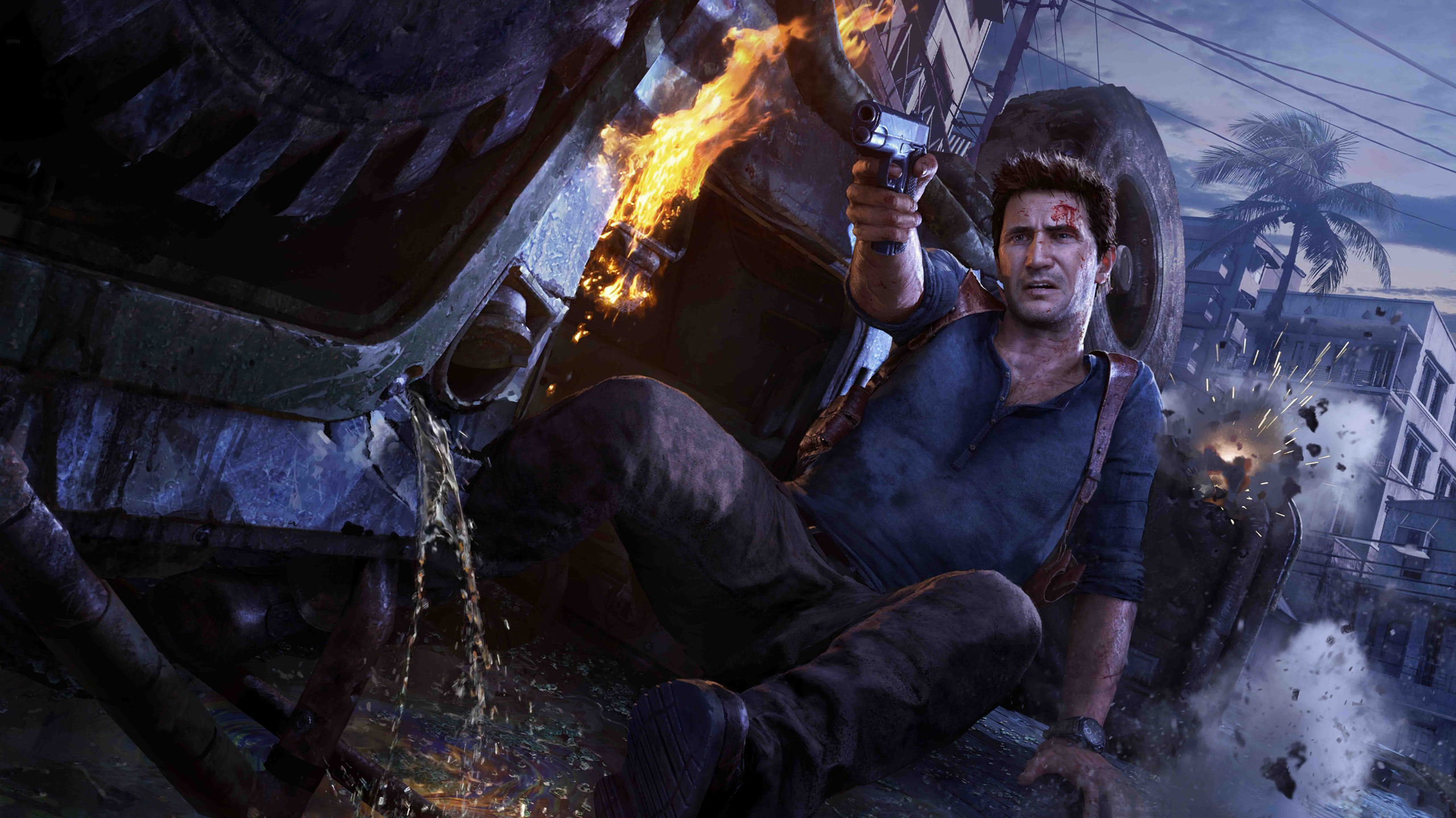 Uncharted Movie Is Apparently Starting To Film In Four Weeks