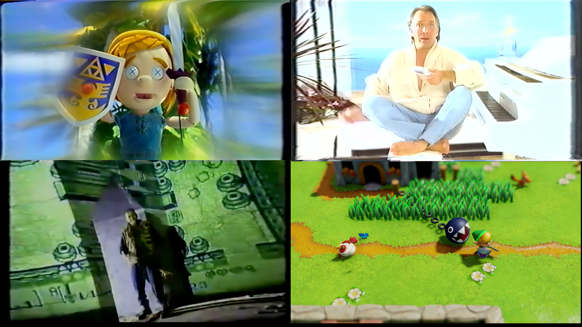 Which The Legend Of Zelda Links Awakening Trailer Is The Most