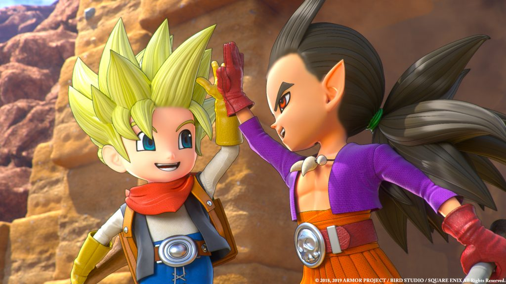 Dragon Quest Builders 2 Prepares Players for a Colorful, Blocky Adventure With Launch Trailer