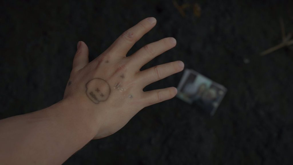 Norman Reedus' Tattoo from Death Stranding Makes Cameo in The Walking Dead