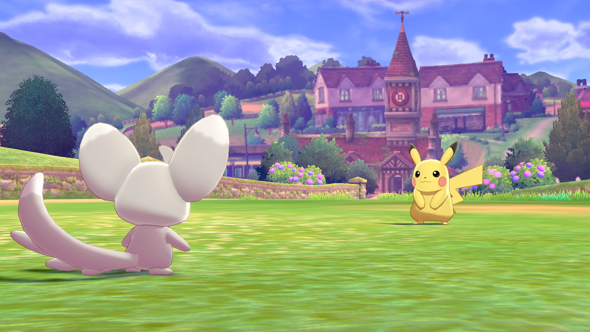 Pokemon Sword And Pokemon Shield Announced Releasing Late 2019 Neogaf