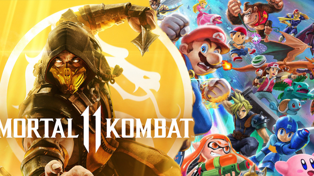 Things Are Heating Up in the Smash and Mortal Kombat Communities Over Summit Events