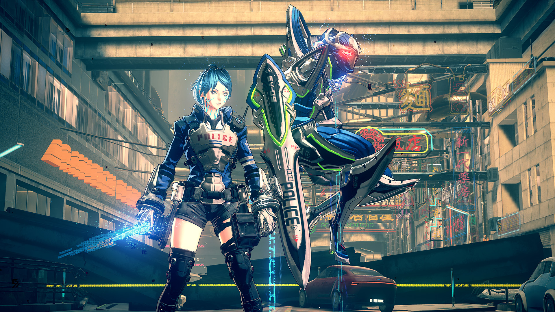 Astral Chain Review — The Ties That Bind