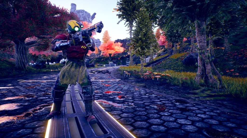 The Outer Worlds Developers Talk Level Cap, Procedural Generation and Transparency in Game Development
