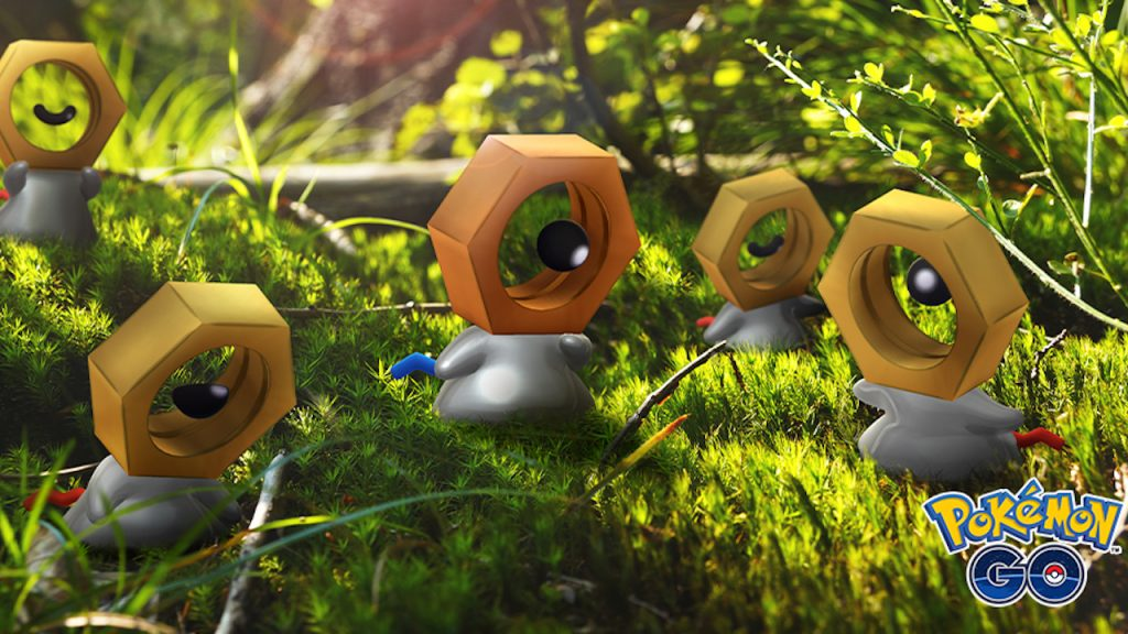 Pokemon Go is Featuring Shiny Meltan for Limited Time This Month