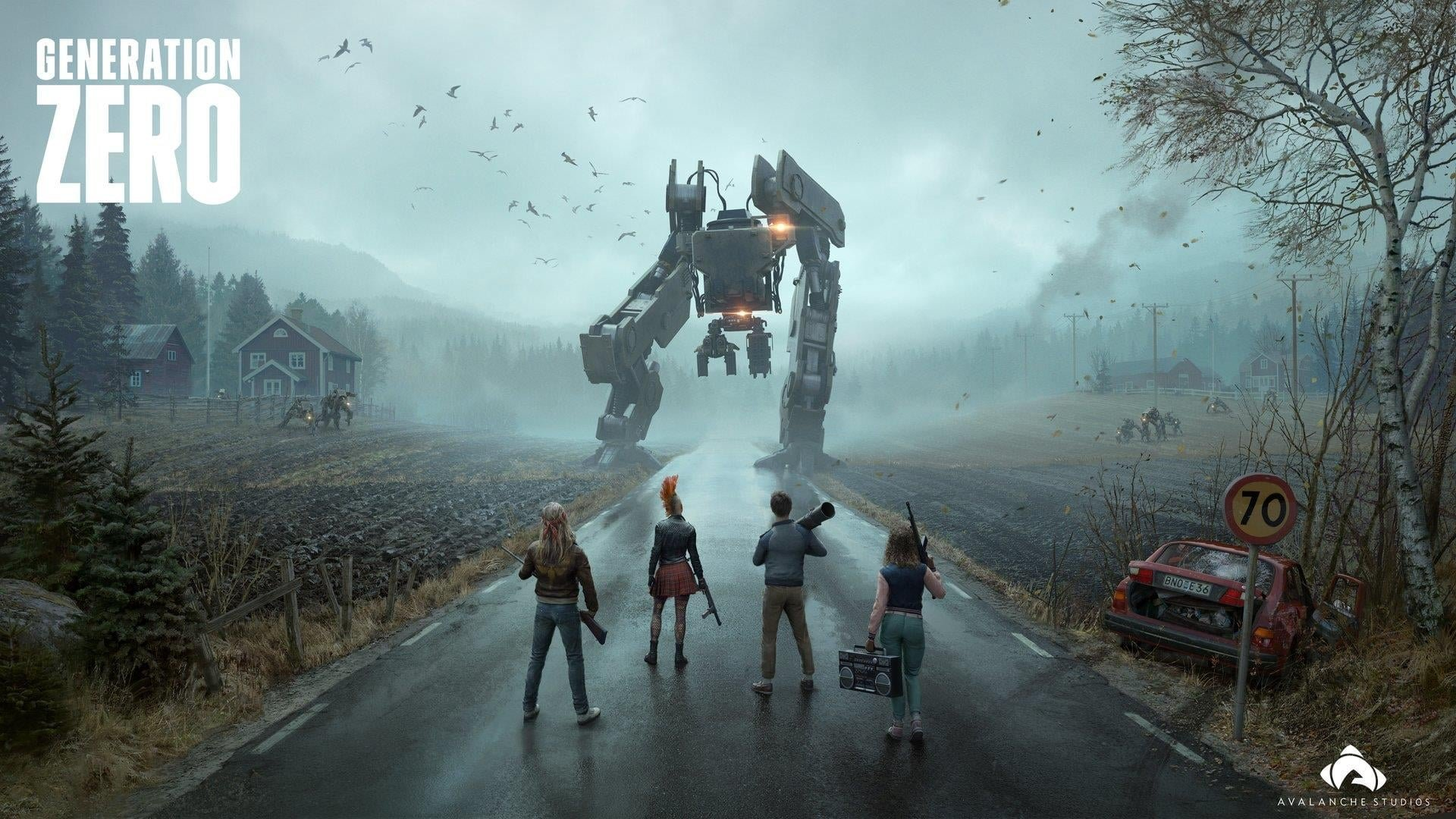 Generation Zero Review — Hours I Will Never Get Back