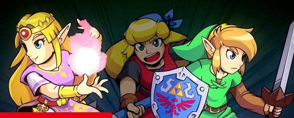 Cadence of Hyrule is a New Legend of Zelda Version of Crypt of the