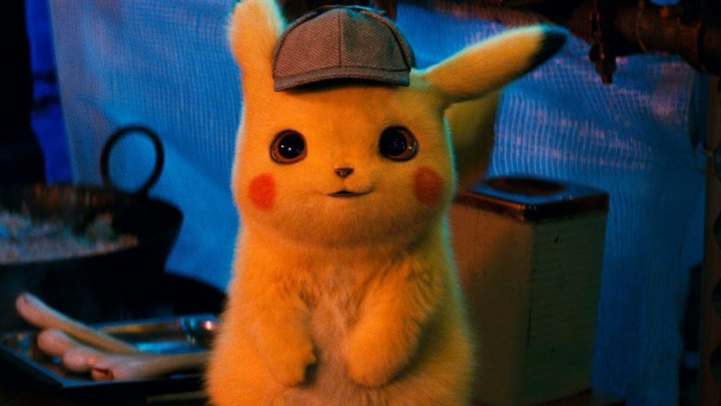 Pokemon Go Celebrates Detective Pikachu Opening Week with Limited-Time Event