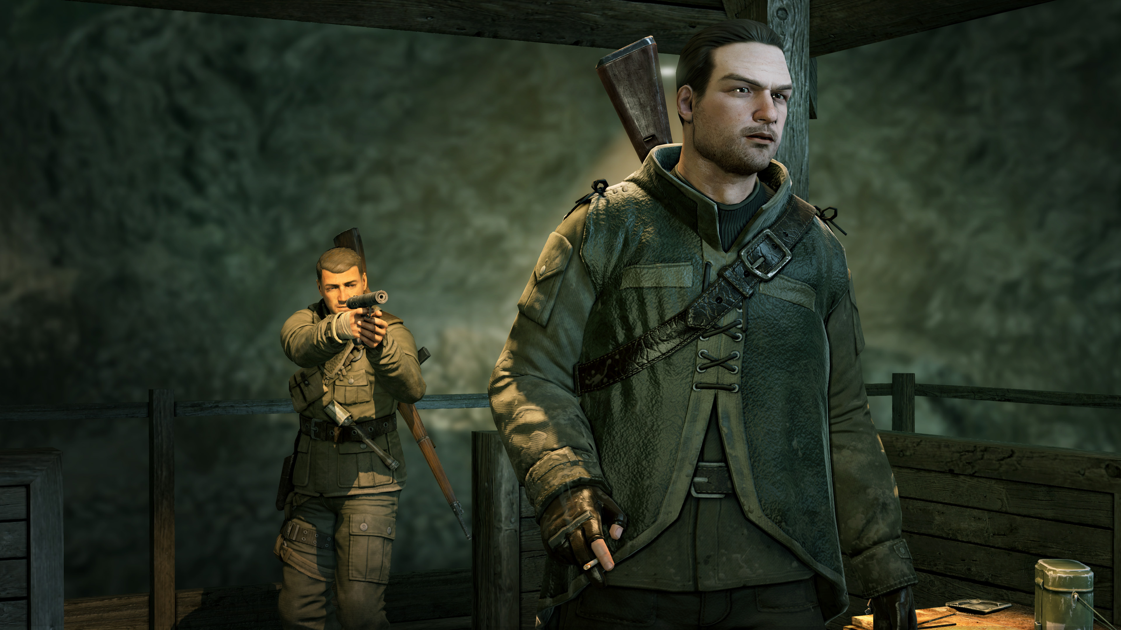 a68c5f59a Sniper Elite V2 Remastered Multiplayer Only Supports Up to 8 Players on Nintendo  Switch