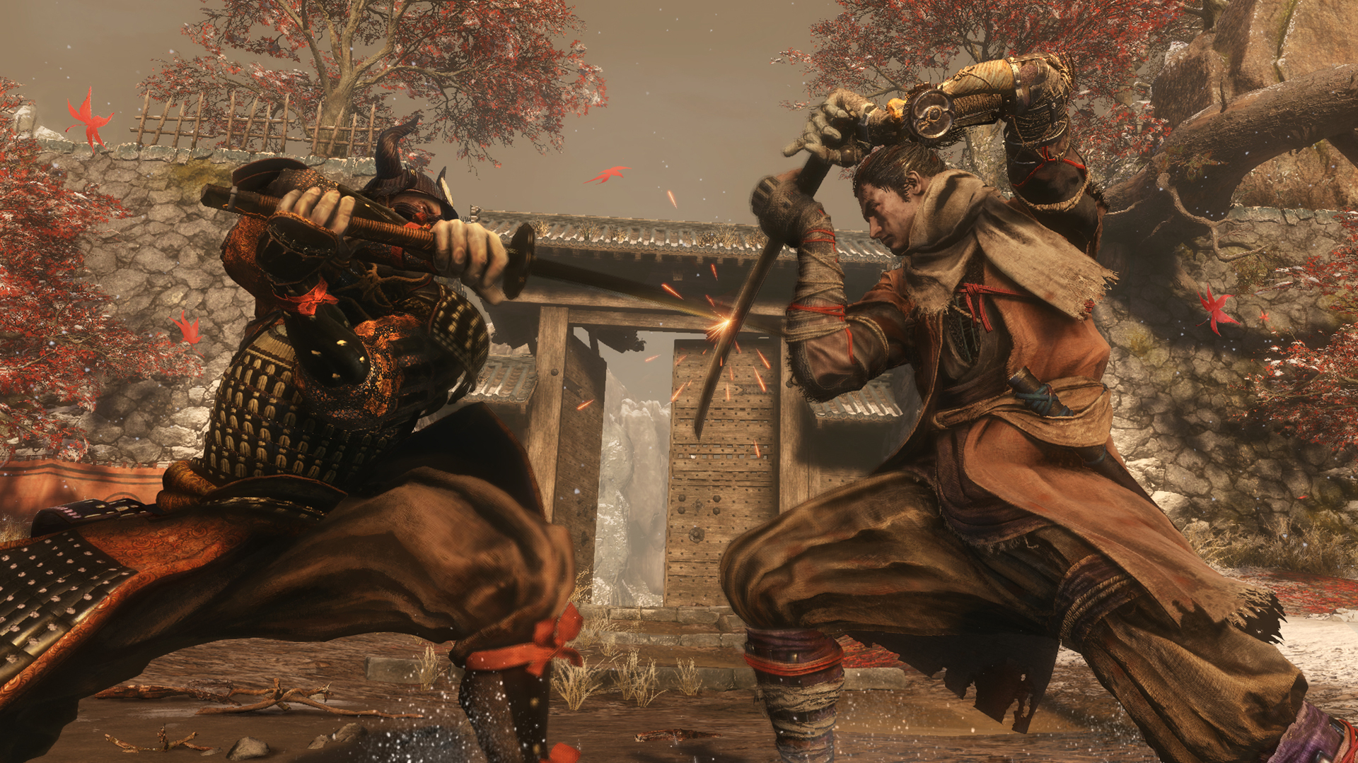 Five Ways That the Combat in Sekiro: Shadows Die Twice is Different Than Dark Souls