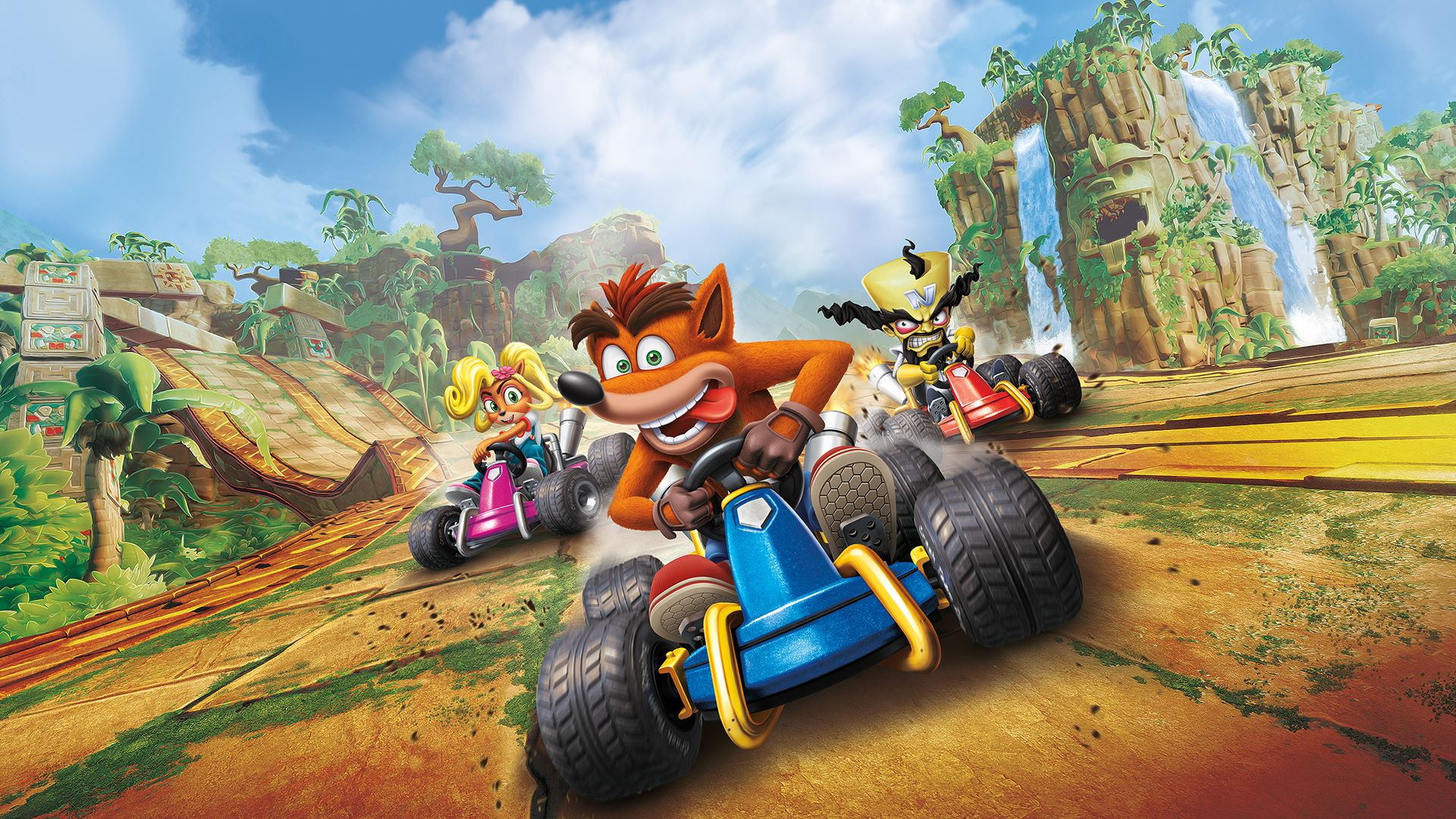 Check Out These Character Trailers for Crash Team Racing Nitro-Fueled