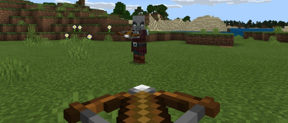 Minecraft Update Adds Crossbows, Lanterns, and More