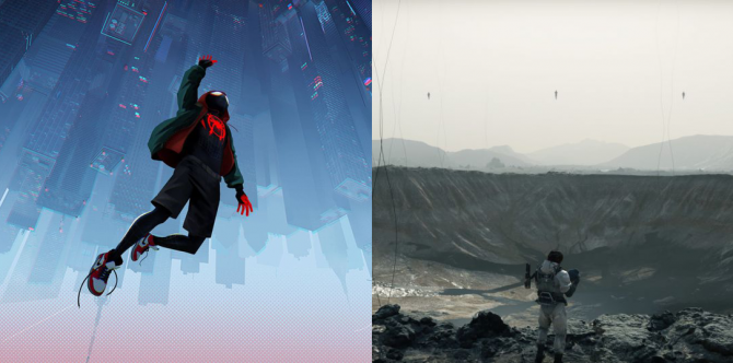 Hideo Kojima Says Death Stranding Multiplayer is Similar to Spider-Man: Into the Spider-Verse