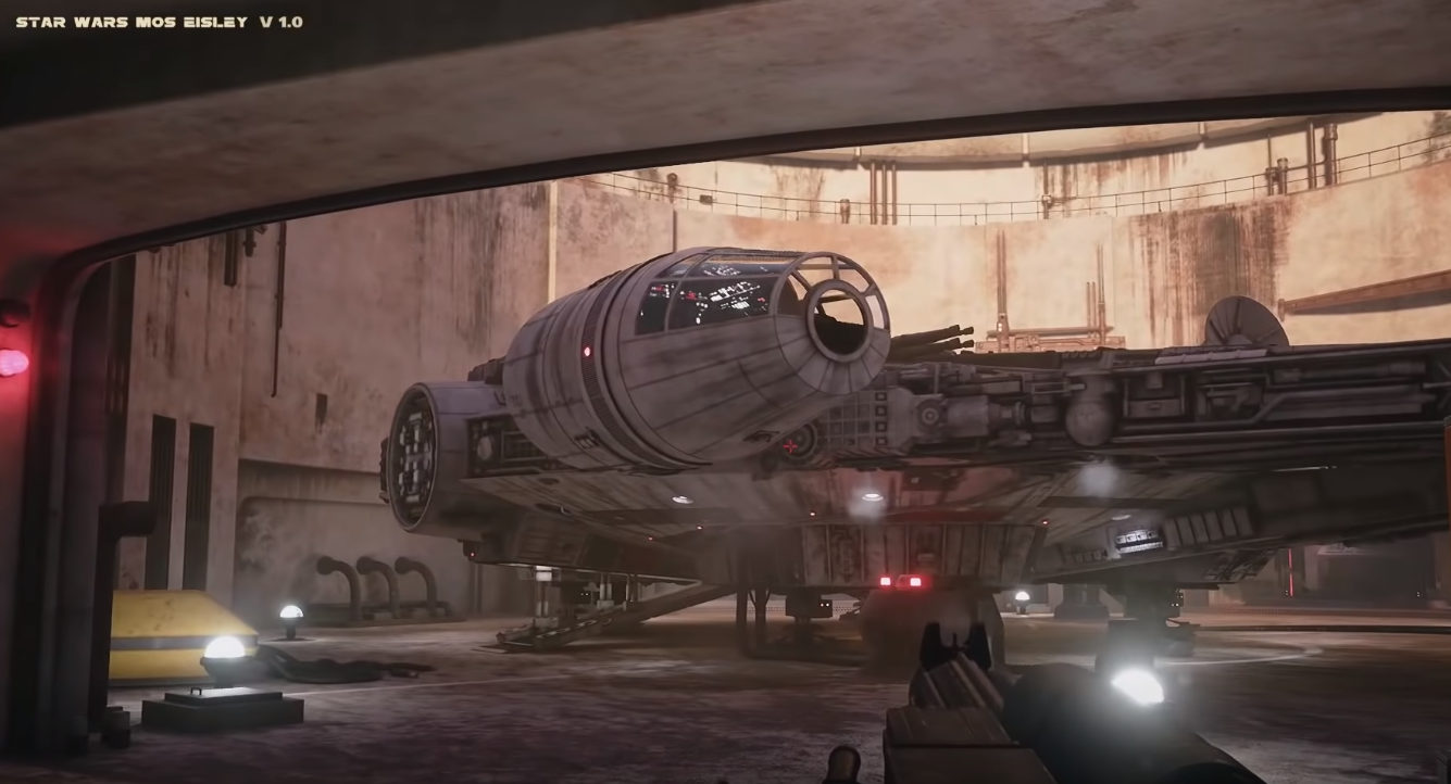 Star Wars: Dark Forces is Being Remade by Fans in Unreal Engine 4