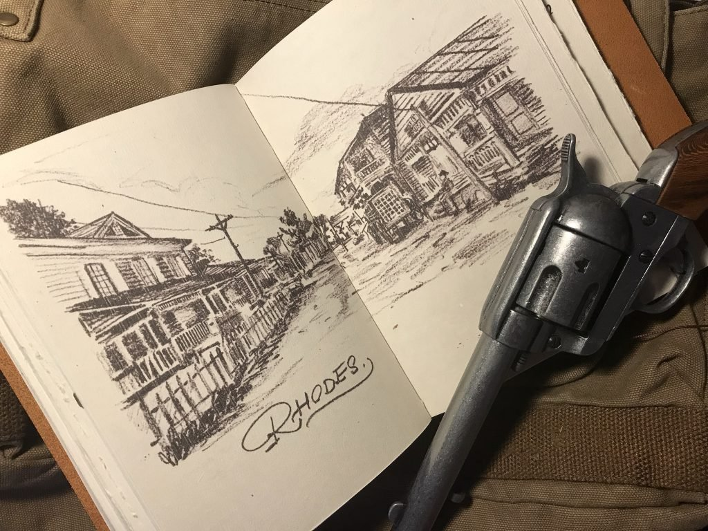 Red Dead Redemption 2 Arthur's Journal Is Recreated in Real Life by Fan