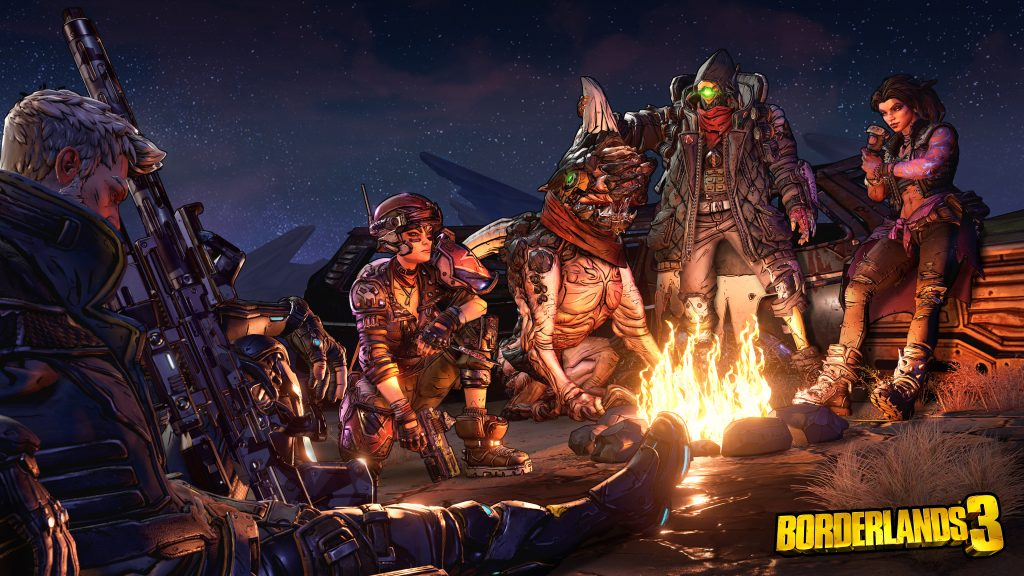 Borderlands 3 Interactive Skill Trees Now Available to Use