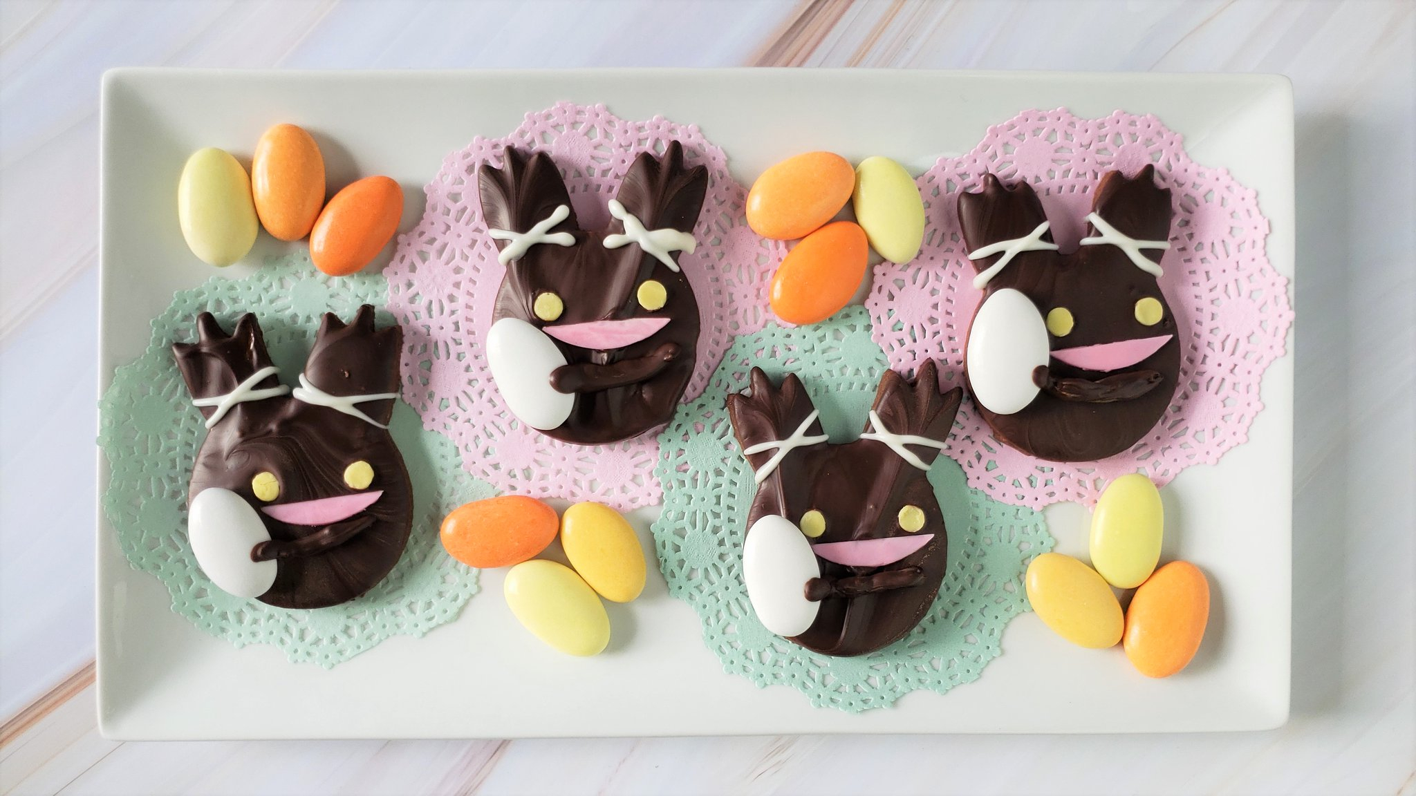 Celebrate Easter Final Fantasy XIV Style With These Adorable Spriggan Cookies