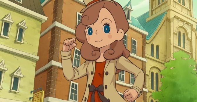 3DS., android, iOS, Lady Layton, Layton's Mystery Journey, Layton's Mystery Journey: Katrielle and The Millionaire's Conspiracy, Level 5, Nintendo Switch, Switch