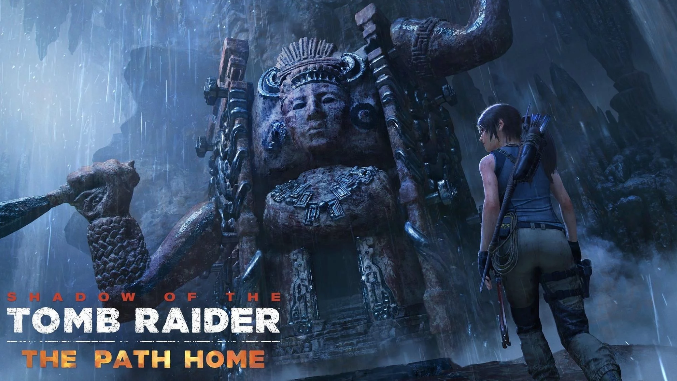 Shadow Of The Tomb Raider S Final Dlc Makes Me Want A Full Co Op