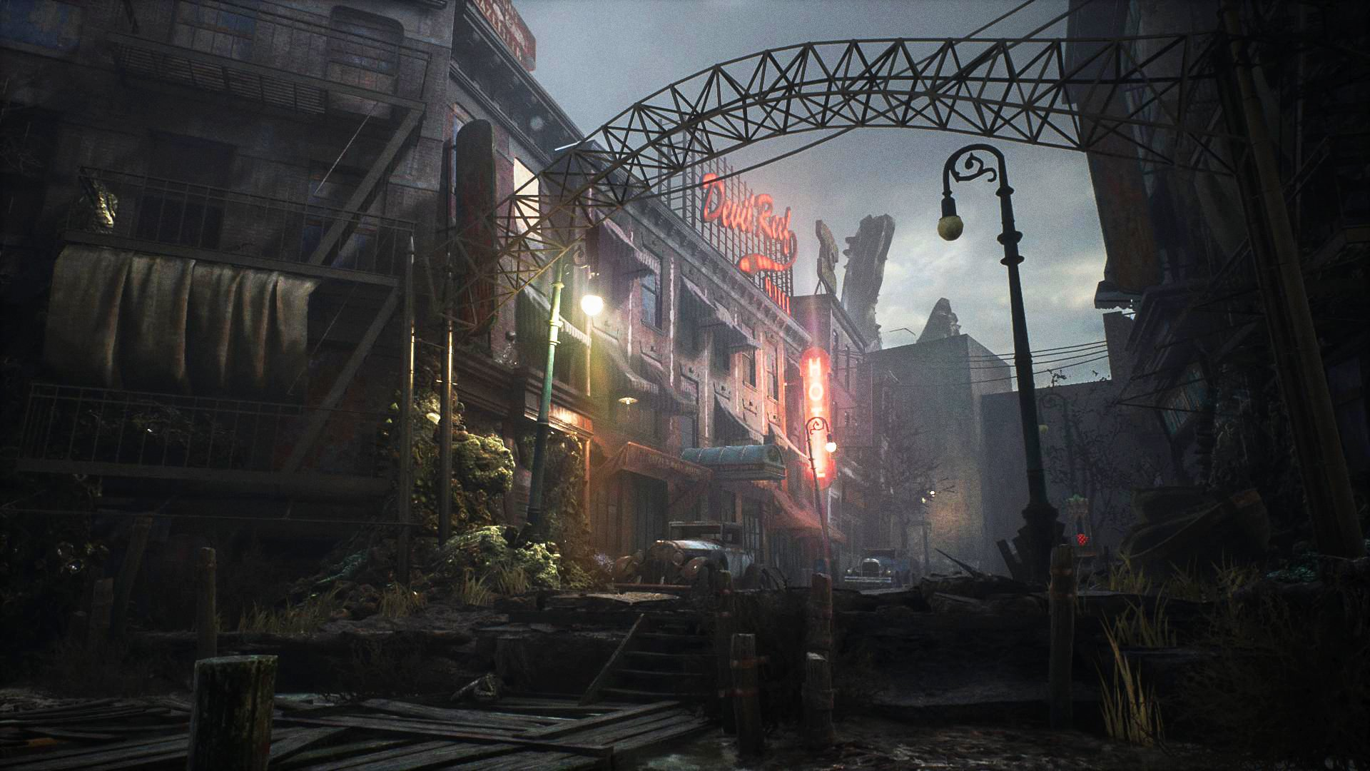BigBen Interactive, Frogwares Games, PC, Preview, PS4, The Sinking City, Xbox One