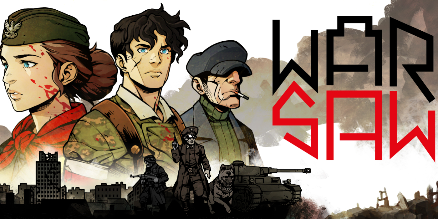 Warsaw Blends Challenging Turn-Based Tactics With a Gripping World War II Story