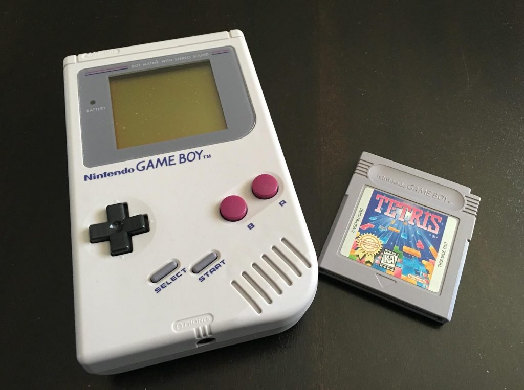 The Nintendo Game Boy Celebrates Its 30th Anniversary Today