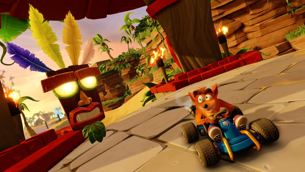 Crash Team Racing Nitro-Fueled Load Times on Switch Have Been Cut Thanks to Update