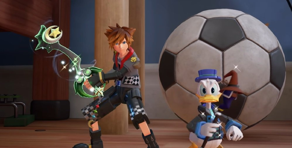 Kingdom Hearts III Pre-Order Keyblades Now Available for Purchase
