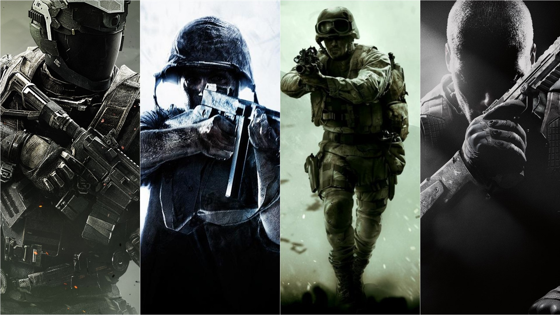 The Definitive Ranking of Every Call of Duty Game
