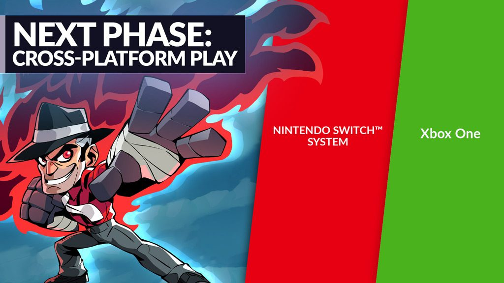 Brawlhalla Adds Cross-Platform Play for Xbox One and Nintendo Switch