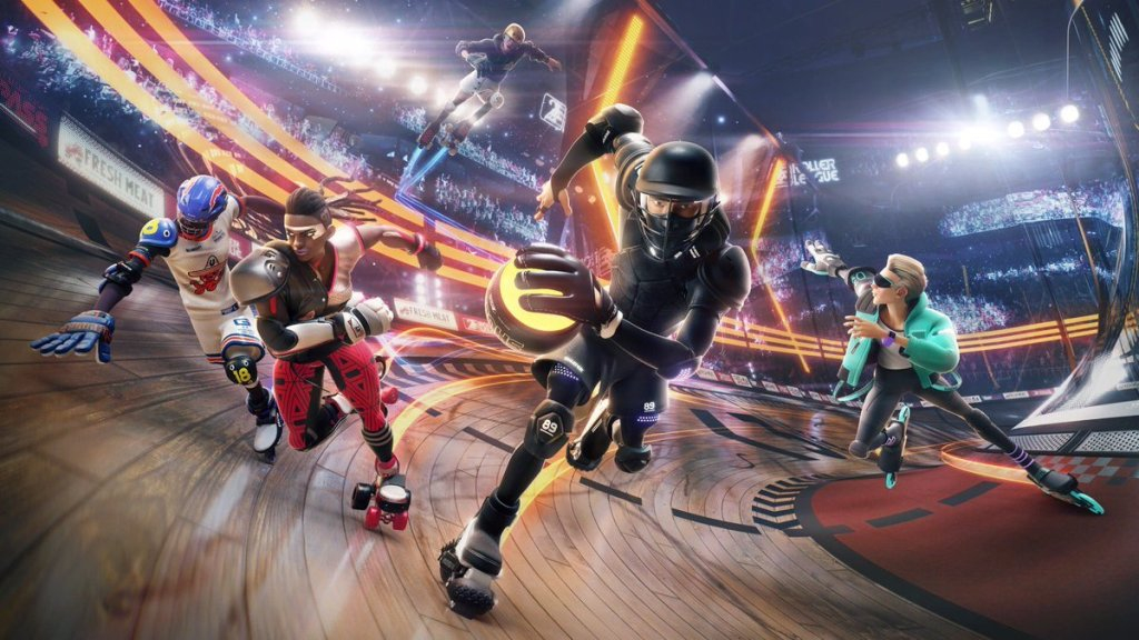 Roller Champions Closed Beta Registration Open in Select European Countries