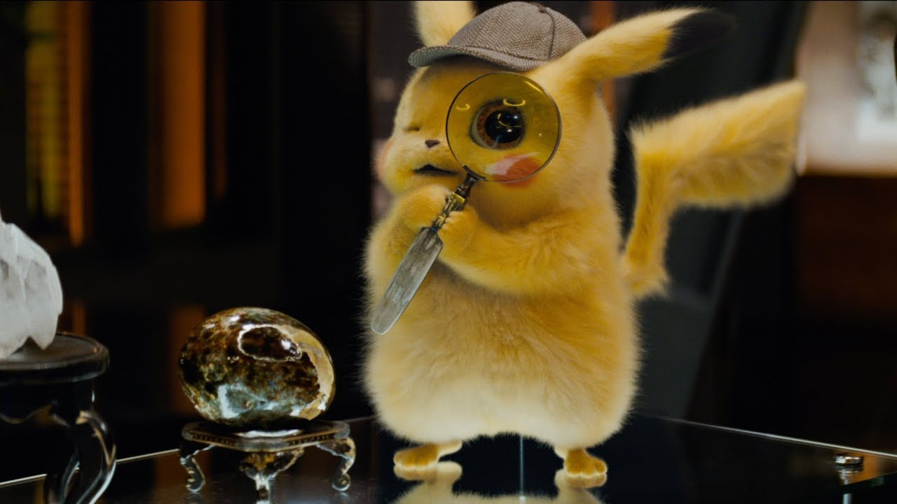 Pokemon Detective Pikachu Game Announced For Nintendo Switch