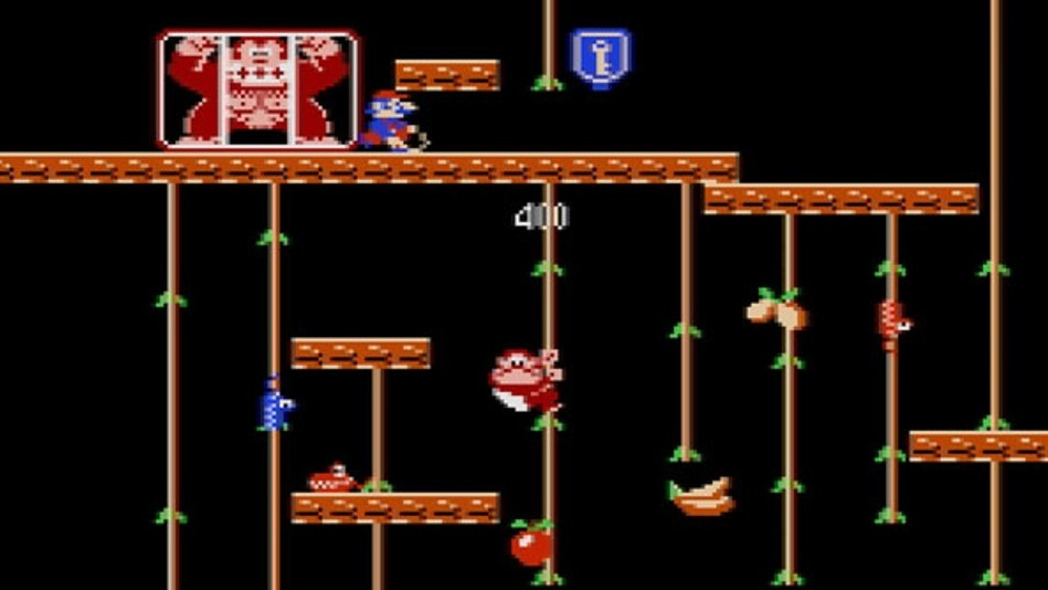 Nintendo Adds Donkey Kong Jr., VS. Excitebike, and Clu Club Land to Switch Online NES Lineup