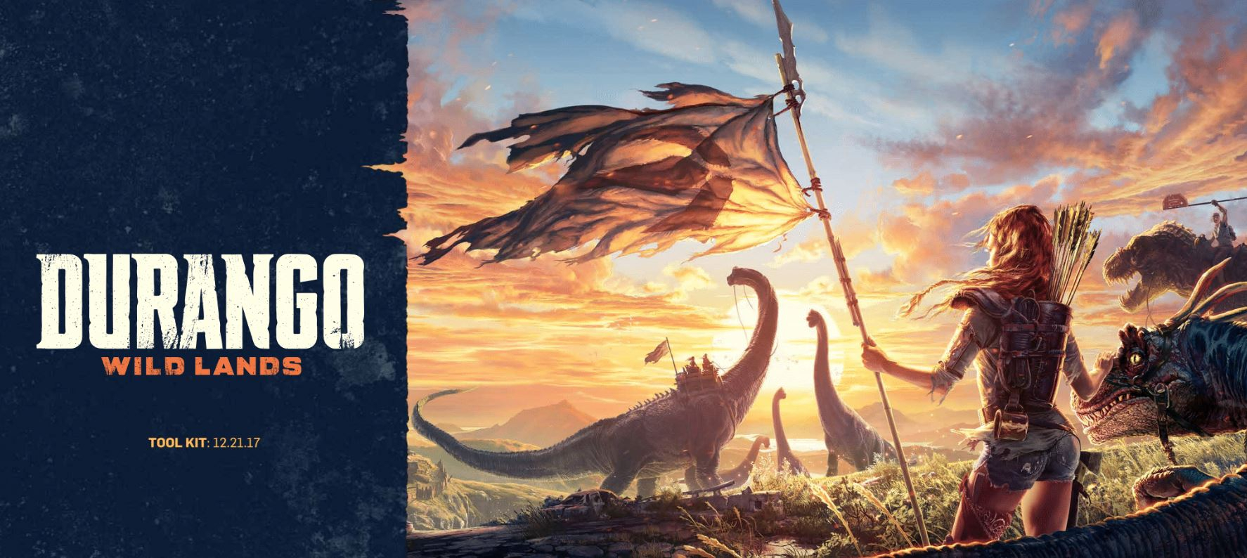 Nexon's Dinosaur-Fueled MMO Durango: Wild Lands Launches Today on Mobile