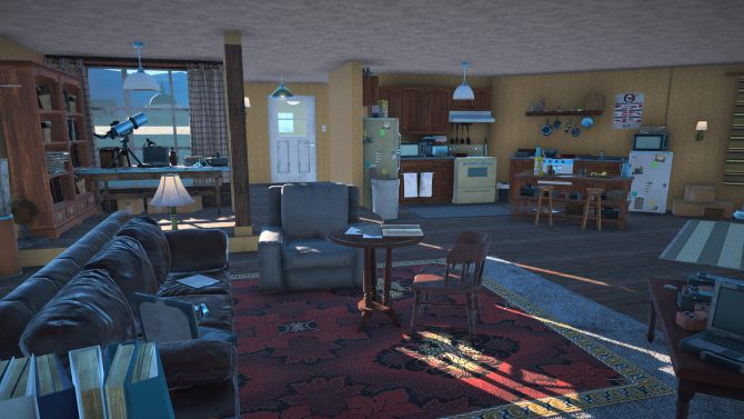 This Gamer Created the Big Bang Theory TV Set in Far Cry 5
